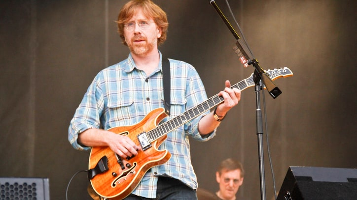 Trey Anastasio Band Returns This Winter