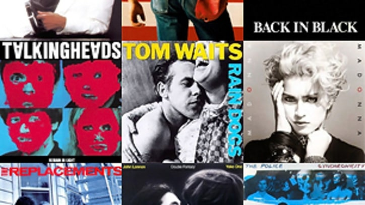 100 Best Albums of the Eighties