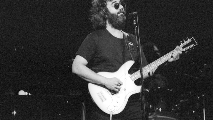 Jerry Garcia's Travis Bean TB500 Guitar Set for Auction
