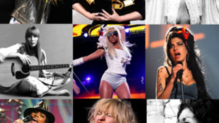 Women Who Rock: Greatest Breakthrough Moments