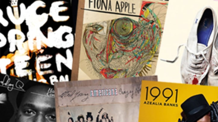 Mid-Year Report: The Best Albums of 2012 So Far