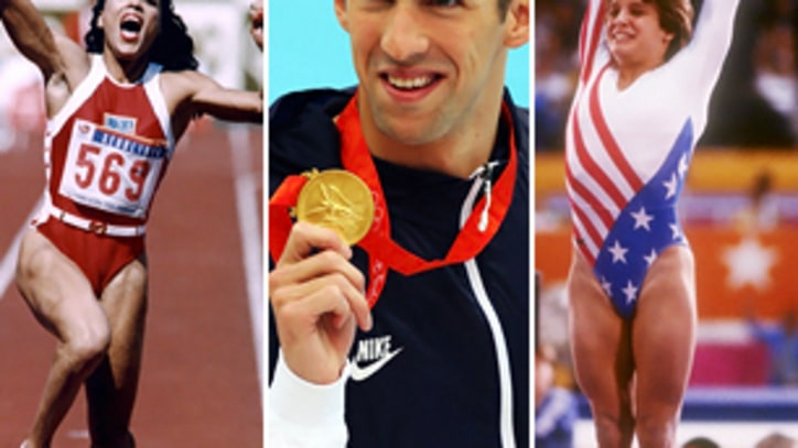 The Top 10 Moments in U.S. Olympic History