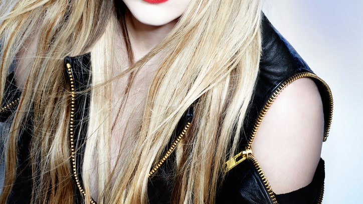Avril Lavigne on Growing Up and Staying Young