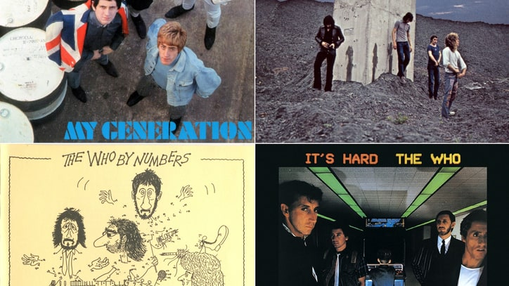 Weekend Rock Question: What Is the Who's Best Album?