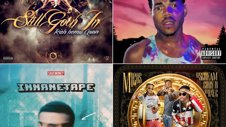 10 Best Mixtapes of 2013