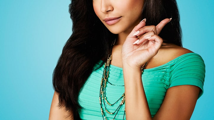 Naya Rivera on Her First Kiss and Love for Robin Thicke