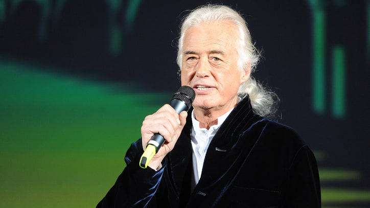 Jimmy Page Mashes Up Led Zeppelin and Notorious B.I.G.