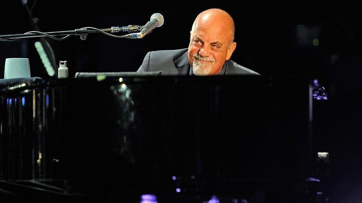 Billy Joel Books Madison Square Garden Show for January