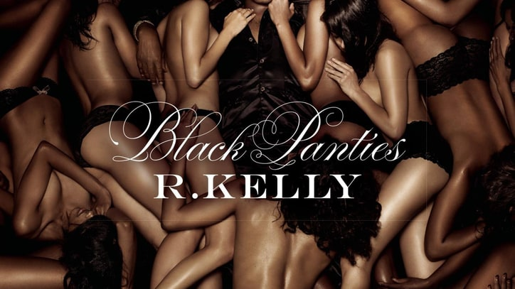 R. Kelly Shares 'Black Panties' Artwork and Track List