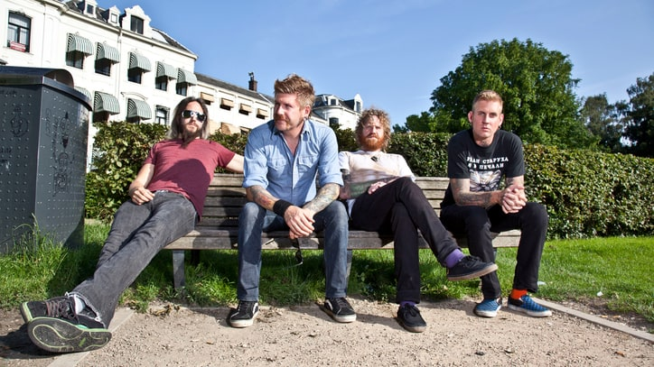 Mastodon Detail 'Weird' Next Record and New Live Release