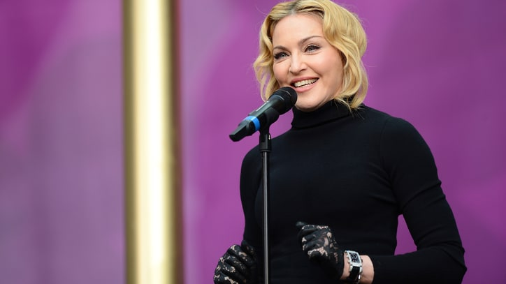 Madonna Leads List of Top-Earning Musicians