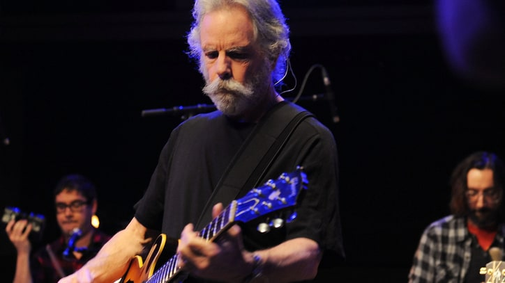 Bob Weir Books Ratdog Tour for Early 2014
