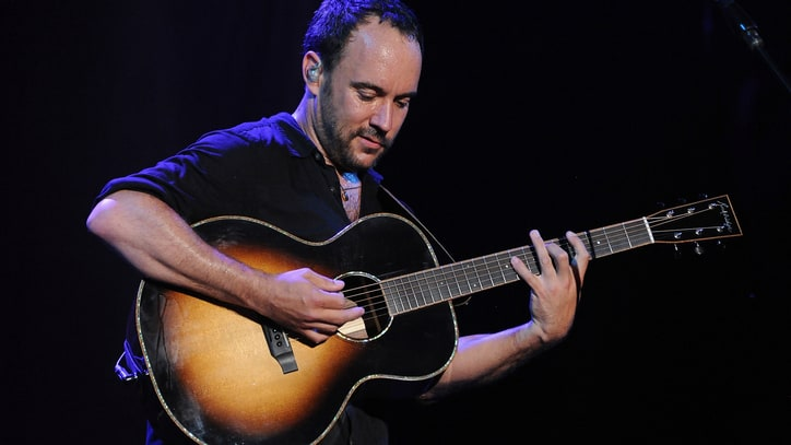 Dave Matthews Band Working on New Studio Album