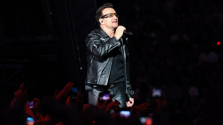 U2 Inspired by Mandela on 'Ordinary Love'