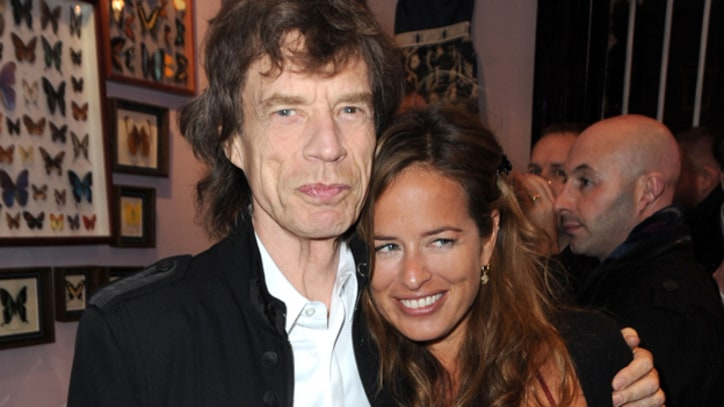 Mick Jagger About to Become a Great-Grandfather