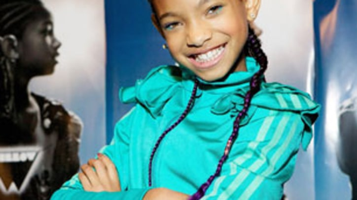 Digest: Willow Smith's New Single; Kanye West Pulls video From YouTube