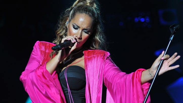 Leona Lewis Cuts a Phil Spector-Style Christmas Album