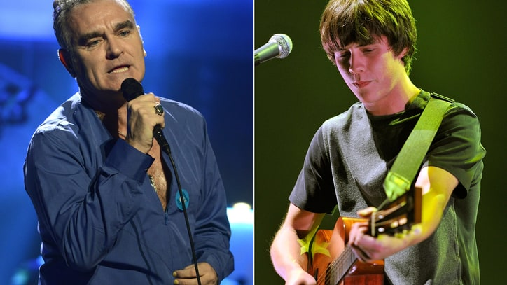 Morrissey, Jake Bugg Added to Nobel Peace Prize Concert