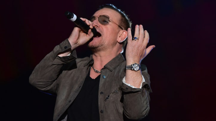 Bono Sees Bright Future for 'Spider-Man' Musical