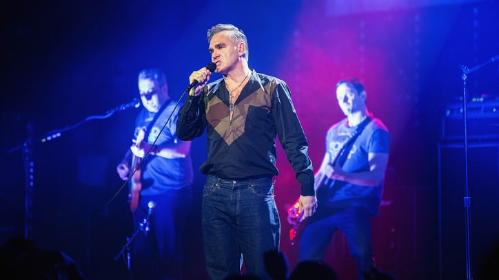 Morrissey Reveals Full 'Satellite of Love' Single Details