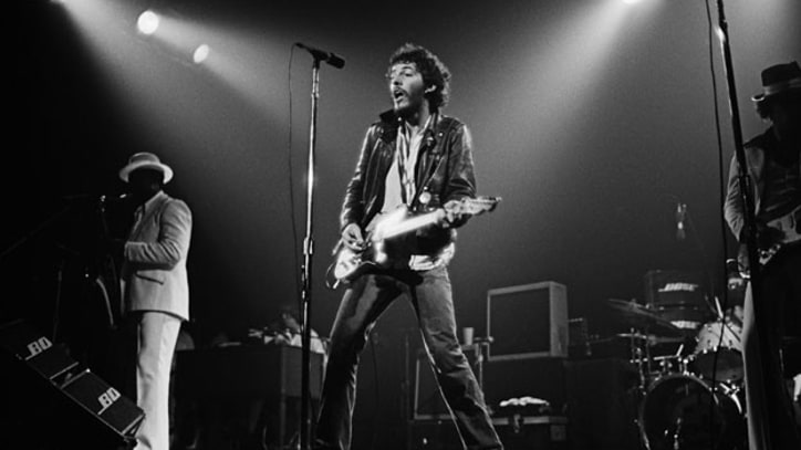Bruce Springsteen's 'Born to Run' Manuscript Up for Auction
