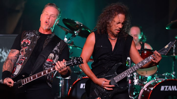 Metallica Nix Orion Fest for 2014