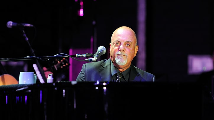 Billy Joel Announces Historic Madison Square Garden Residency