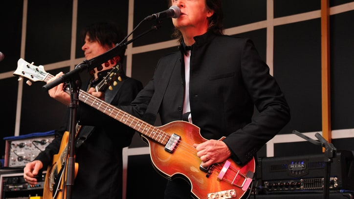 Paul McCartney Chronicles 'New' Year in Documentary