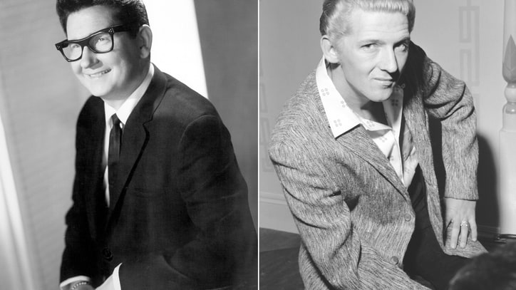 Roy Orbison, Jerry Lee Lewis Reissues Coming on Third Man Records