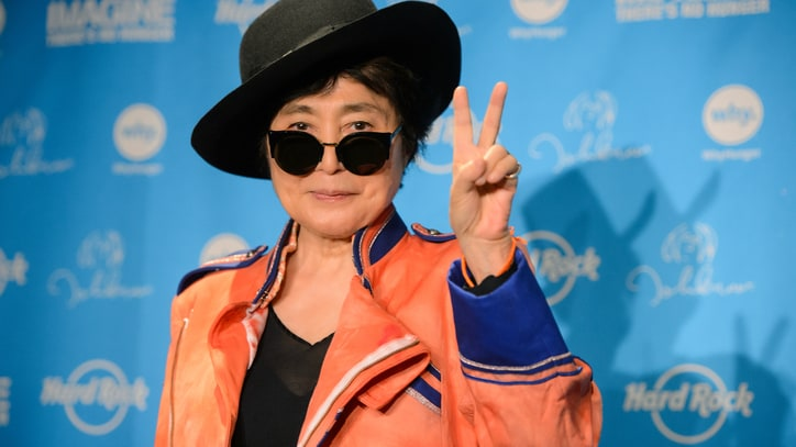 Yoko Ono Recalls Own Struggles With Hunger in Japan