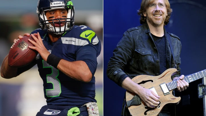 The Russell Wilson Phish Connection