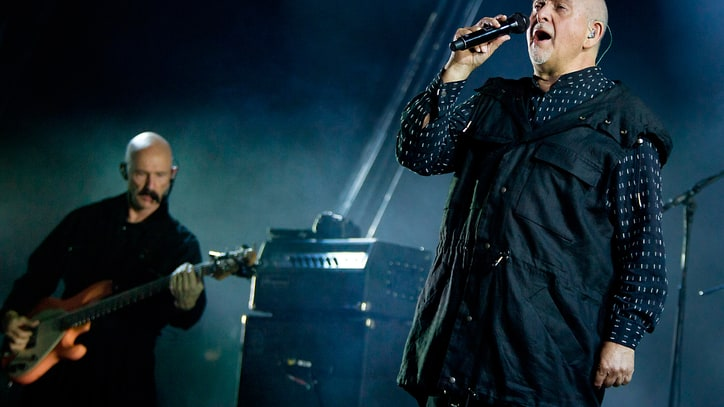 Is Peter Gabriel's New Album Finished?