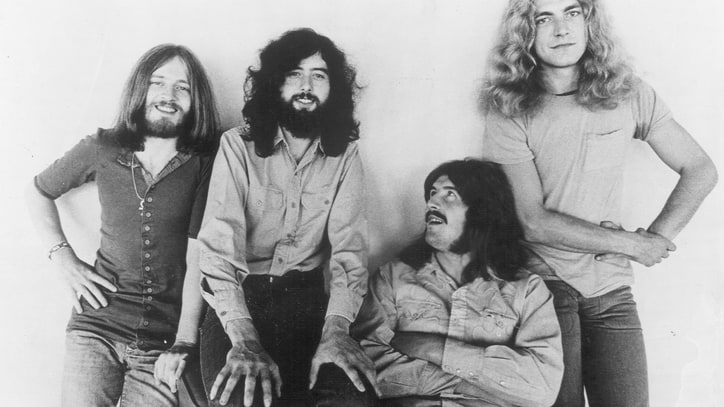 Led Zeppelin Catalog Comes to Spotify