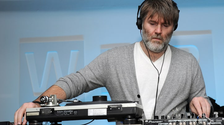 James Murphy on Despacio, LCD Soundsystem's Live Album and New Music