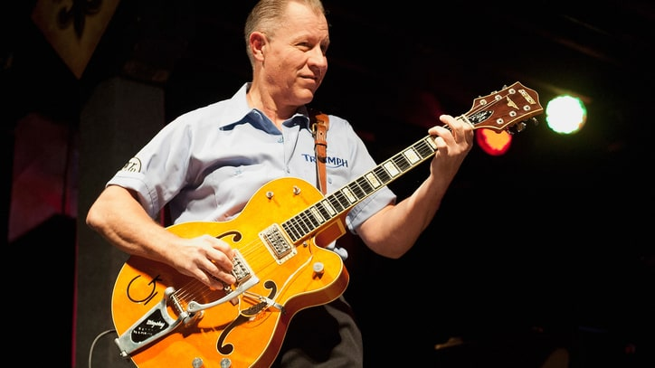 The Reverend Horton Heat Return to Psychobilly