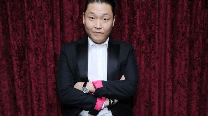 Psy Leads YouTube's Top Videos of 2013