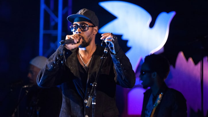 RZA's 'Gift of Hope' for Nelson Mandela