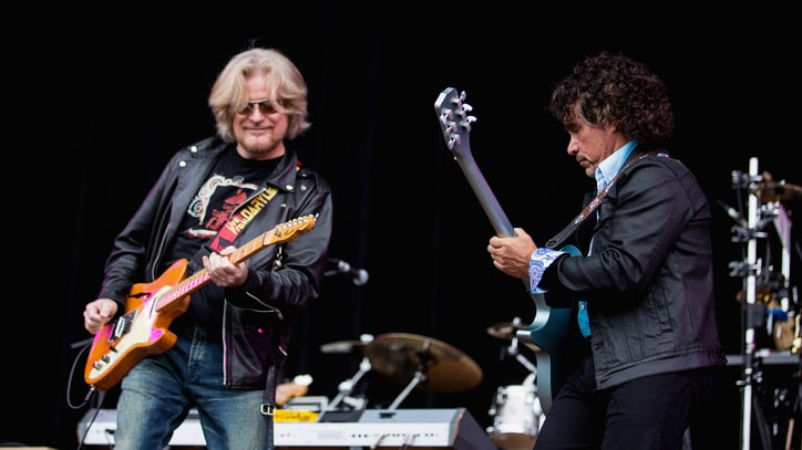 Daryl Hall Stunned By Hall and Oates' Rock Hall of Fame Induction