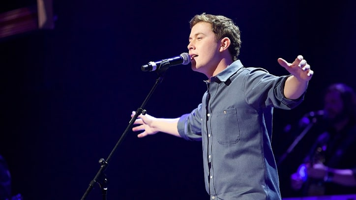 Scotty McCreery Rocks Hometown Crowd, Chats With Ram Country