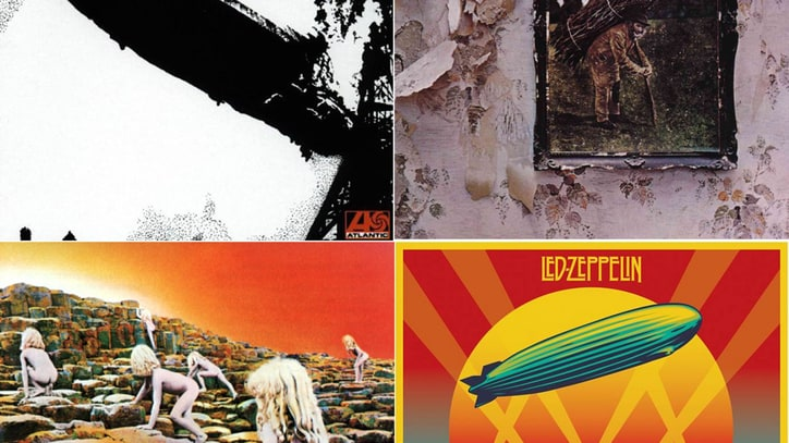 Weekend Rock Question: What Is the Best Led Zeppelin Album?