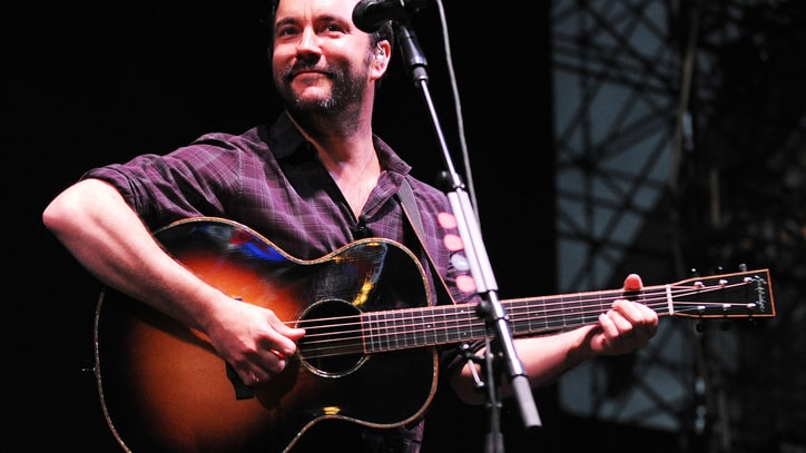 Dave Matthews Forms Supergroup with Jakob Dylan