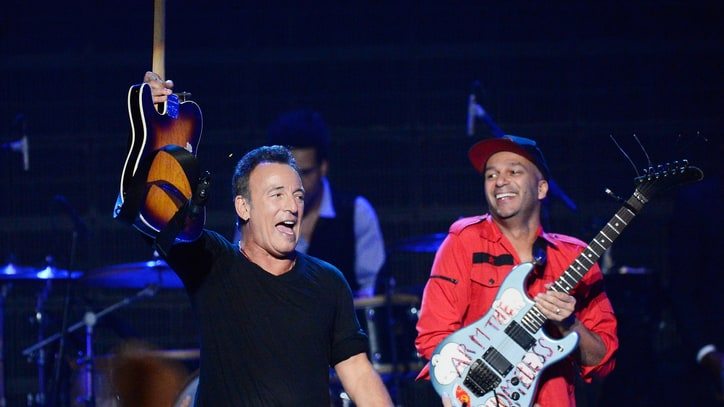 Bruce Springsteen on 'Anomaly' of New Album 'High Hopes': Exclusive