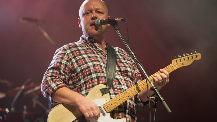 Pixies Bassist Swap 'Ain't That Big of a Deal,' Black Francis Says