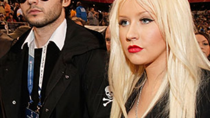 Christina Aguilera Arrested for Public Intoxication