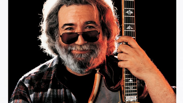 Jerry Garcia Band Get Funky, Proclaim 'They Love Each Other'