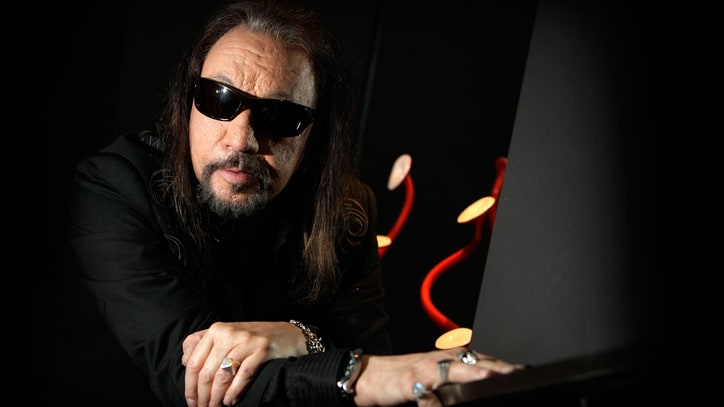 Kiss' Ace Frehley on Hall of Fame: 'I Don't Foresee Any Bad Blood'