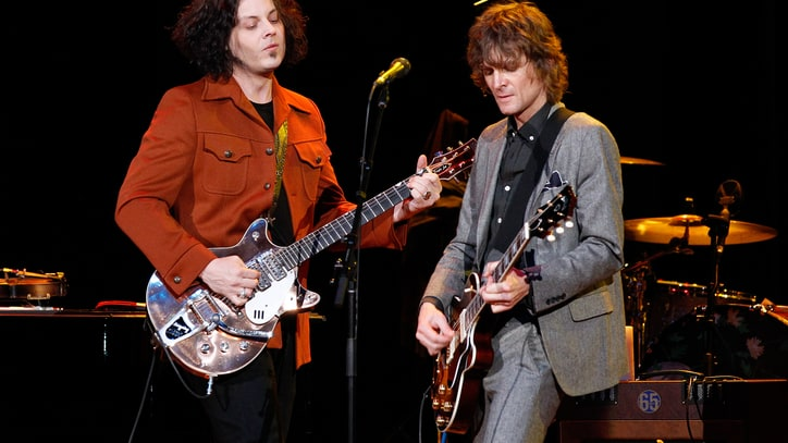 Jack White and Brendan Benson Revisit the Raconteurs