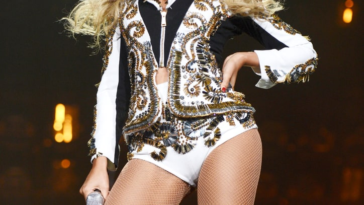 Beyonce Wraps 'Mrs. Carter' Tour With High-Flying Decadence