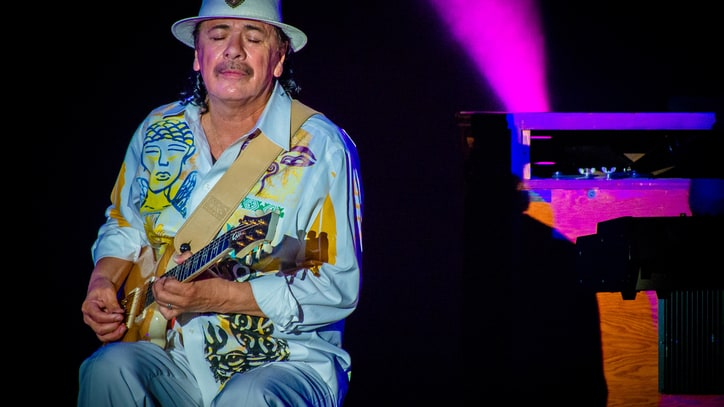 Carlos Santana Reunites With Homeless Ex-Bandmate
