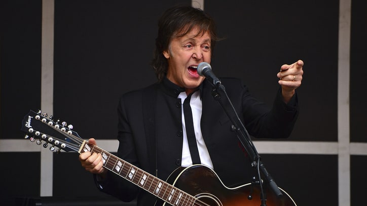 Paul McCartney, Kanye West Top Billboard's 'Hot Tours' Tally